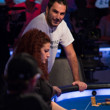 Andreas Christoforou eliminated in 8th