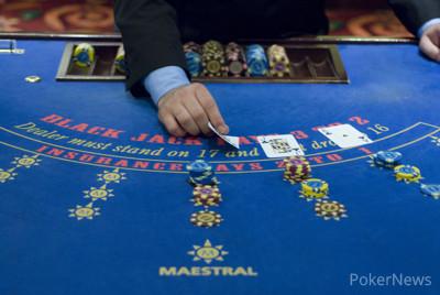 Maestral Casino dealer
