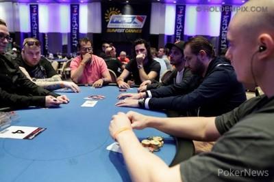 Martin dumont poker