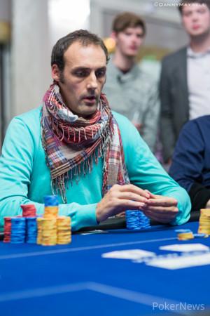 Javier Etayo - 11º lugar
