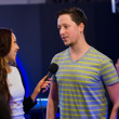 Kristy Arnett interviewes Jason Lavallee after his EPT High Roller win