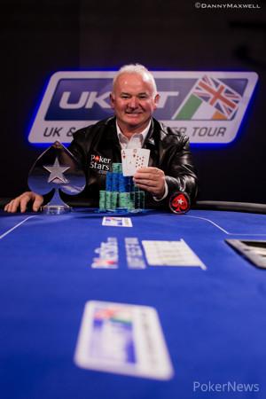 Duncan McLellan - UKIPT Isle of Man Champion 2013