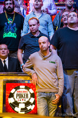 Amir Lehavot - 3rd Place