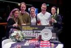 Noah Boeken wint het Master Classics of Poker Main Event (€306.821)