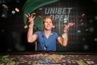 Rens Feenstra wint de Unibet Open Riga voor €75.050, Jansen tweede, Sendar negende