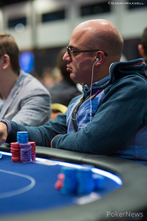 Walid Bou Habib Eliminated By Vit Blachut In 74th Place 11 100 2013 Pokerstars Com Ept Prague Pokernews