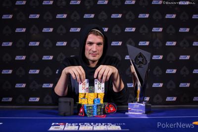 Джулиан Трэк - чемпион Основного События EPT10 Prague