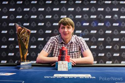 Ivan Soshnikov - EPT Prague High Roller Champion