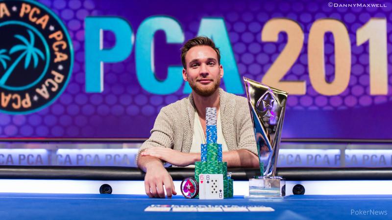 Fabian Quoss - PCA Super High Roller Winner 2014