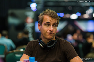 Philipp Gruissem -- 16th Place