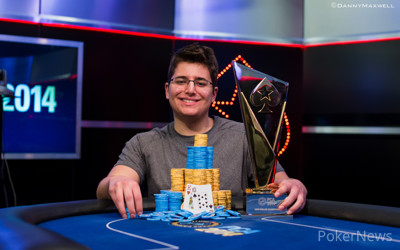 Jake Schindler - PCA High Roller Champion 2014