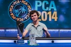 Congratulations to Dominik Panka, Winner of the 2014 PCA Main Event! ($1,423,096)