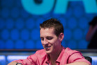 Mike McDonald - Chip leader