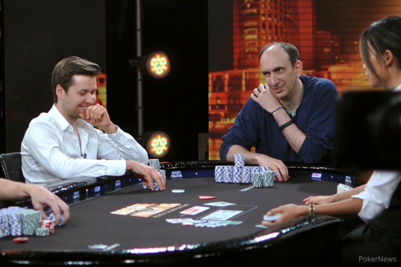 Yevgeniy Timoshenko and Erik Seidel