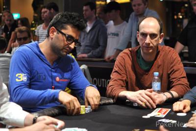 Antonio Esfandiari and Erik Seidel