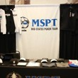 The MSPT Running Aces Booth,