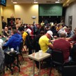 The MSPT Running Aces Day 1a field.
