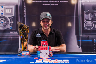 Fabrice Soulier - Champion 2014 EPT Vienne High Roller