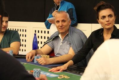 Vesko Gardašević, finalni sto počeće kao 2. po čipovima