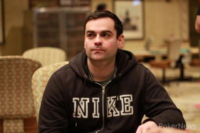 Greg Joslyn - 4th Place