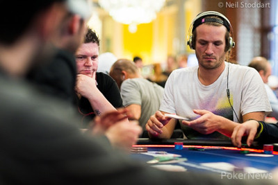 Today's Julian Track. Photo courtesy of the PokerStars Blog.