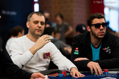 Artem Litvinov. Photo courtesy of the PokerStars Blog.