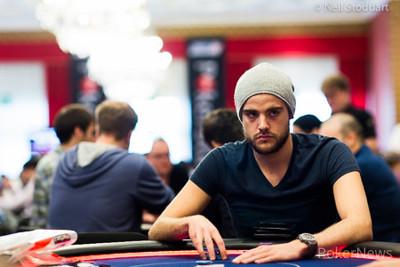Pius Heinz. Photo courtesy of the PokerStars Blog.