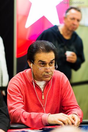 Ben Roberts. Photo courtesy of the PokerStars Blog.