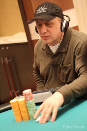 Roland Israelashvili  - 7th Place