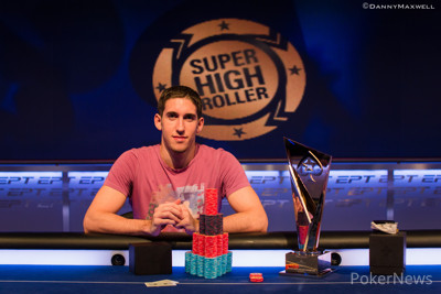 Daniel Colman - 2014 PokerStars and Monte-Carlo® Casino EPT Grand Final - Super High Roller Winner