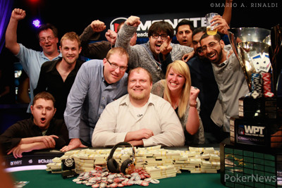 Keven Stammen - Winner of the Season XII WPT World Championship!
