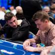 Dario Sammartino stares down Anatoly Filatov