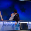Antonio Buonanno embraces his wife after winning the 2014 PokerStars and Monte-Carlo® Casino EPT Grand Final
