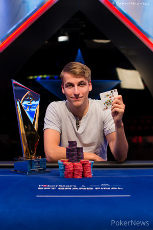 Philipp Gruissem - 2014 PokerStars and Monte-Carlo® Casino EPT Grand Final High Roller Winner