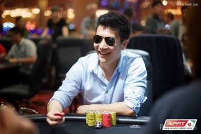 Carlos Kuo Chang - 6th Place