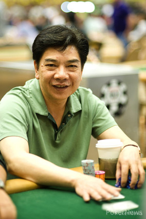 David Chiu - winner of 2013 WSOP $2,500 Seven-Card Stud
