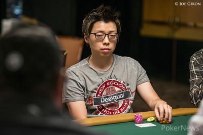 Joseph Cheong (Day 1) - Eliminated