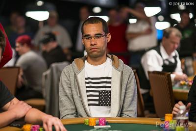 Anthony Gregg (Day 1) - Eliminated