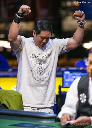 Brian Wong Doubles Up