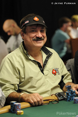Humberto Brenes recently exited the tournament.