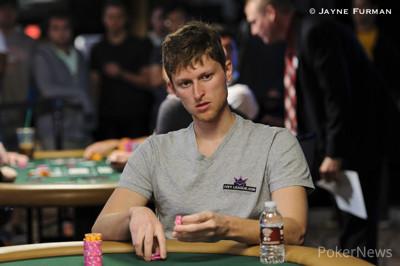 Aaron Jones - 8th Place