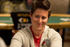 Vaness Selbst - Chip leader