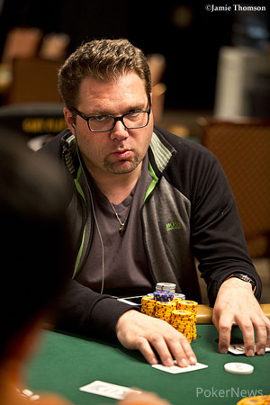 Mike Peltekci Leads Heading into Day 2