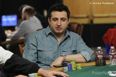 Ali Eslami on Day 1.