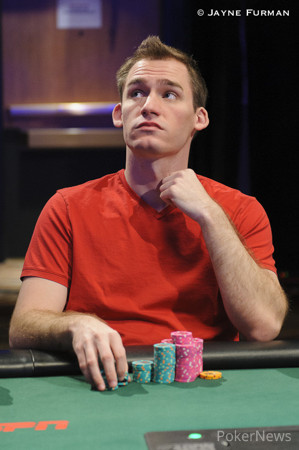 Justin Bonomo Holds 46% of Chips in Play