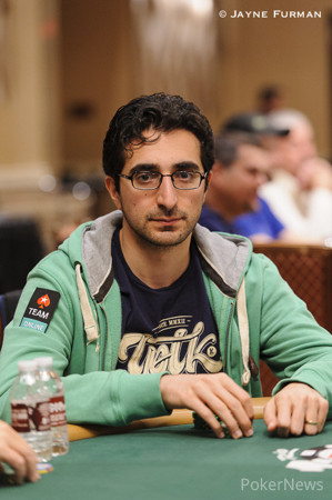 Gabriel Nassif, pictured in a different event.