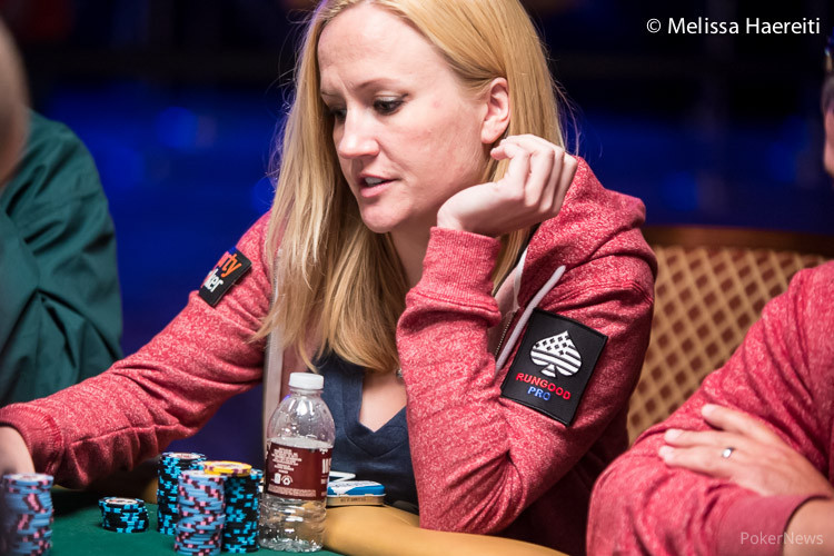 Jamie Kerstetter | Poker Players Gallery | PokerNews