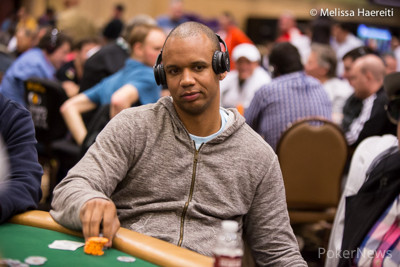 Phil Ivey busted on Day 1, but broke even thanks to Richard Sklar