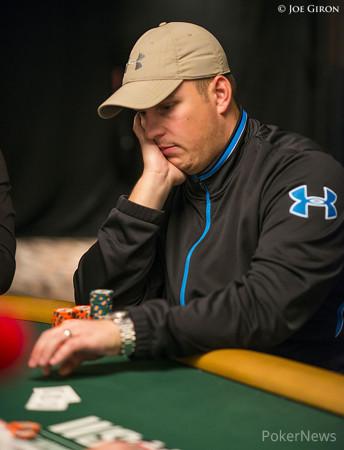 Matt Livingston - 14th place