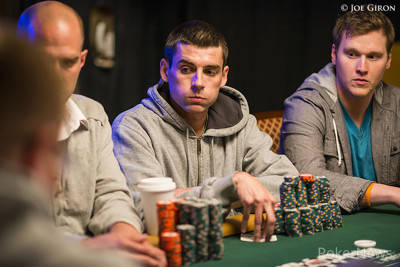 Stephen Graner - Chip Leader